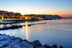 """30/05/14 Grande Progetto """"Interventi di difesa e ripascimento del litorale del golfo di Salerno"""""""