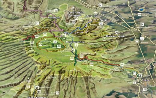 Geoescursione a Roccamonfina