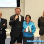 premiazione di PAOLA NAPOLITANO