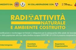"""Convegno """"Radioattività naturale e ambiente costruito"""""""