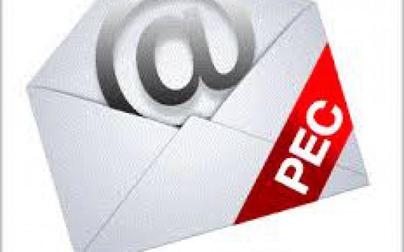 Comunicazione agli iscritti – Obbligo PEC