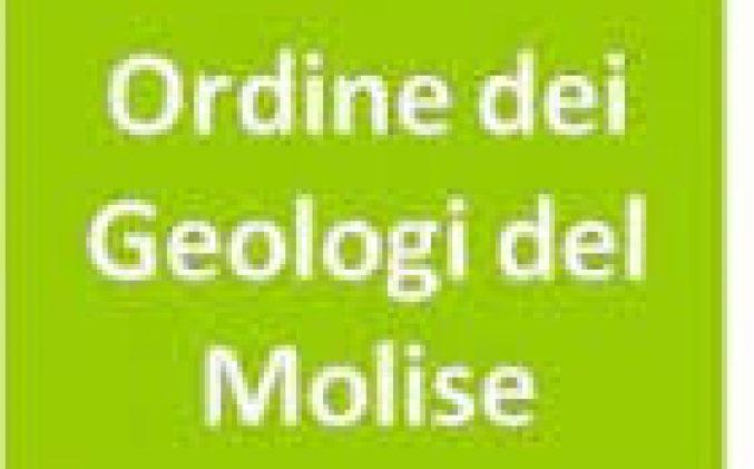 Ordine dei Geologi del Molise – Diffida dall'accettare incarico per lo studio geologico in subbaplato.