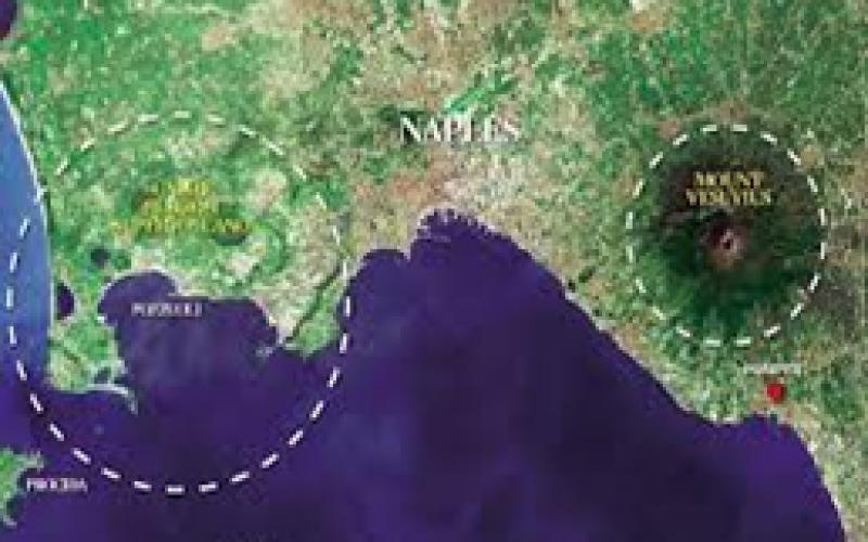 LE ISCRIZIONI SONO CHIUSE 17-18-19/09/2016  Geoescursione Paesaggi Vulcanici dai Campi Flegrei al Vesuvio