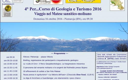 Geoescursione Matese