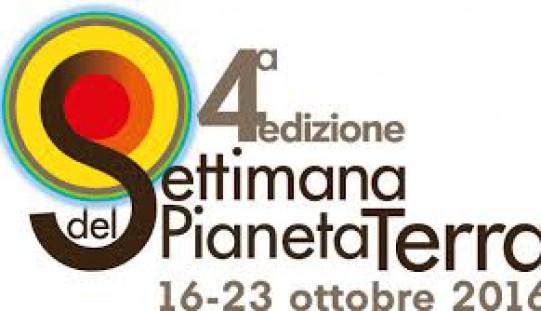 18-19/10/2016 4 Settimana del Pianeta Terra