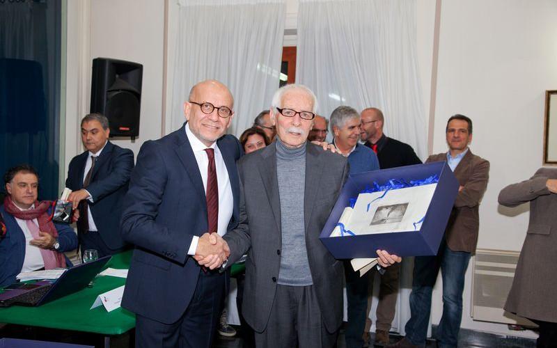 [videogallery] Premiazione dei Senatori dell'Ordine dei Geologi della Campania