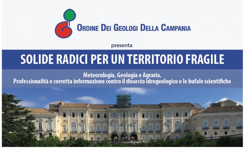"22 Aprile 2017 – ""Solide Radici per un Territorio Fragile"""
