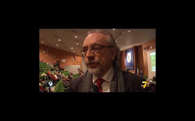 """Video """"Intervista Presidente Ordine dei Geologi Egidio Grasso"""""""