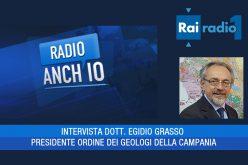 "Video ""Rai Radio 1 – Radio Anch'io: Speciale Terremoto ad Ischia"""