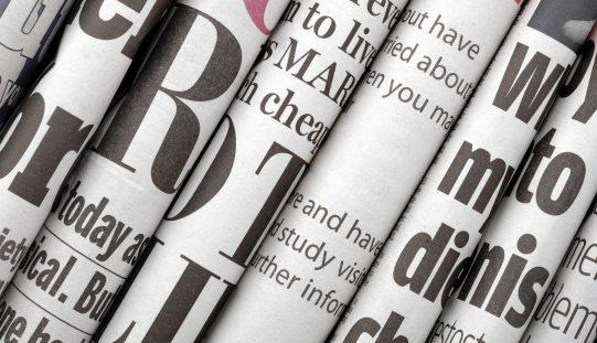 """Rassegna stampa """"Piani di caratterizzazione e bonifiche in regione Campania"""""""