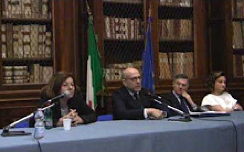 """Video """"10 marzo 2017 – Biblioteca Nazionale di Napoli"""""""