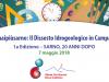 7-12/05/2018 –  #maipiùsarno: Il Dissesto Idrogeologico in Campania