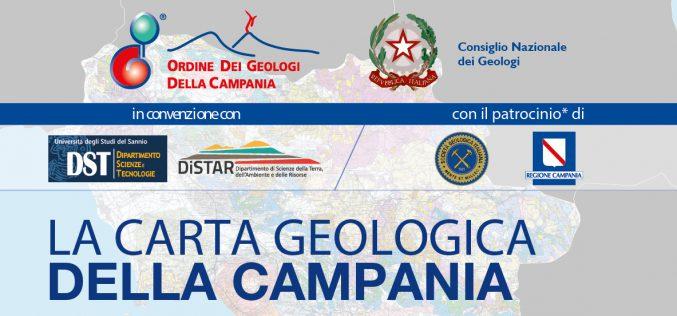 """15/06/18 Convegno """"La Carta Geologica della Campania"""""""