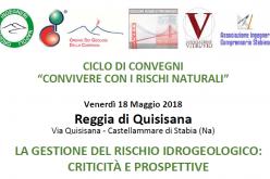 18/05/2018  La Gestione del Rischio  Idrogeologico: criticità e prospettive