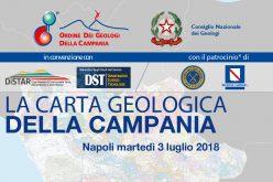 """03/07/18 Convegno """"La Carta Geologica della Campania"""""""
