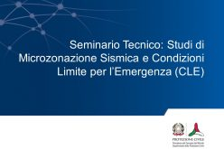 Video: Studi di Microzonazione Sismica e Condizioni Limite per l'Emergenza (CLE)
