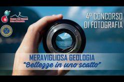"""4° Concorso di fotografia dal tema """"Meravigliosa Geologia"""""""