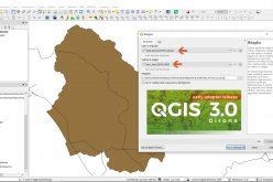 """06-07-12-13 settembre 2018 – """"L'utilizzo del software GIS open source QGIS 3.X"""""""