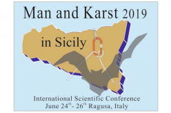 "24/26 giugno 2019 Conferenza Scientifica Internazionale ""Man and Karst 2019"""