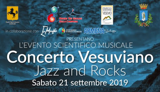21 Settembre 2019 – Concerto Vesuviano Jazz and Rocks