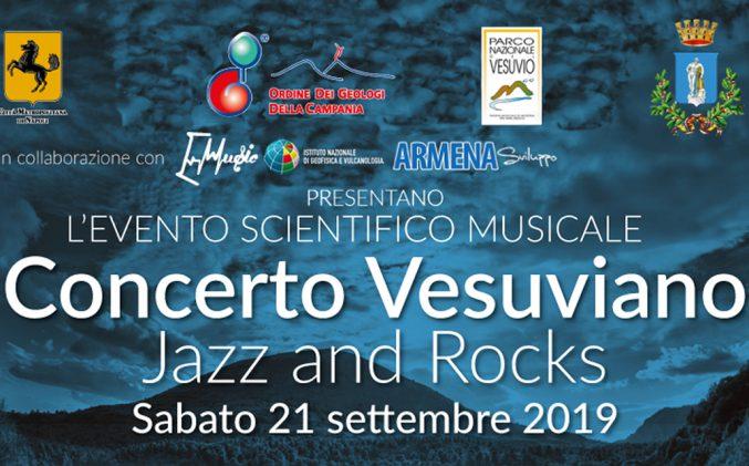 21 Settembre 2019 – Concerto Vesuviano Jazz and Rocks