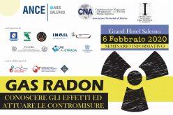 """Evento """"Gas Radon conoscere gli effetti ed attuare le contromisure"""""""